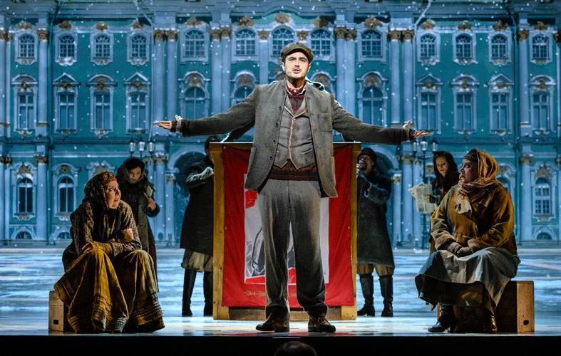 'Anastasia is een ultiem kerstverhaal over de zoektocht naar liefde en samenzijn'