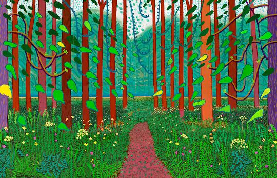 Relevant voor iedere organisatie: leer kijken als kunstenaar David Hockney – 4 inzichten!